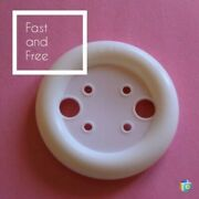 Size 4 Ring Pessary With Support Prolapse Silicone