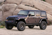 Fabtech 18-21 For Jeep Jl 4wd 4-door 3in Trail System W/stealth Shocks K4117m