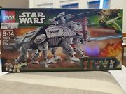 Lego Star Wars At-teandnbsp 75019 New And Sealed