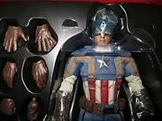 Captain America Classic Edition Hot Toys Winter Soldier