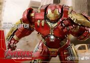 Hot Toys Hulk Buster 1/6 Scale Painted Movable Figure