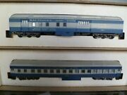 Ho Scale- Athearn- B And O 2  Car Passenger Set - In Boxes E126