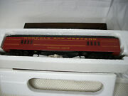 Williams Norfolk And Western Powhatan Arrow Passenger Car Red New