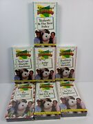 The Gospel According To St. Bernard Vhs The Christmas Gift Lot Of 7 Episodes