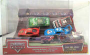Disney Pixar Race And Chase Gift Pack Cars 0027084685169