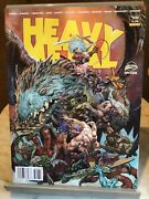 Heavy Metal Magazine 300 All-star Special / Choose Cover / Moebius Corben