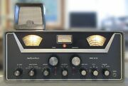 Hallicrafters Sx-122 Communications Receiver And Speaker - Tested And Aligned