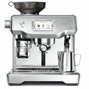 Sage Bean To Cup Coffee Machine - The Oracle Touch