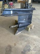 Evinrude 135 150 175 Hp V6 Lightning L2 Lower Unit Worked When Pulled.