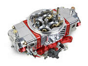 Holley 600 Cfm Xtreme Performance Ultra Carburetor Mechanical Secondary Red