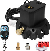 Edou 1200 Gph Remote Control Switch On-off Pool Cover Pump,including 3 Adapters,