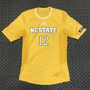 Nc State Soccer Jersey North Carolina St Wolfpack 12 Goalie Adidas Womenand039s S