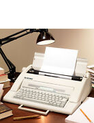 Silver Reed Deluxe Electronic Typewriter