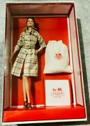 Barbie Doll Coach Limited Edition Collector Mattel Collaboration Unopened F/s