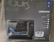 Lowrance Hook Reveal Tripleshot Fish Finder - 00015513001 - New Factory Sealed