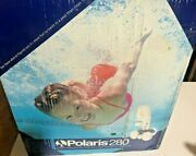 Polaris 280 Not 360 380 F5 Pool Cleaner Complete