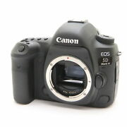 Canon Eos 5d Mark Iv Body Shutter Count 100 Shots With Replaced Unit