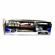 Hasbro Star Wars Red Leader X Wing Fighter