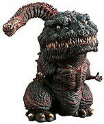 Xplus Deforeal Series Godzilla 2016 4th Form Height Approx. 130mm Made Of Pvc
