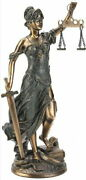 Statue Of Themis Goddess Of Justice Goddess Of Justice Them A Statue Symbolizi