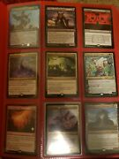 Mtg Collection 400+ Cards Valued Using Tcg Player
