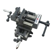 Two-way Movable Vise For Bench Drill Heavy Duty Work Bench For Milling Machine