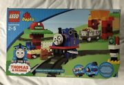 Lego Duplo Thomas And Friends 5554 Load And Carry Train Tidmouth - Rare - New