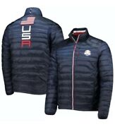 Ryder Cup Whistling Straits Rlx Usa Team Issued Packable Jacket Xl
