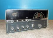 Hallicrafters Ht-37 Transmitter Good Condition Free Shipping 2