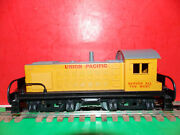 Marx 1998 Union Pacific Diesel Switcher Locomotive Serves All The West