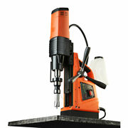 Electric Magnetic Drill Press Md60 Mining Stable Welding Boring Andoslash60mm 2-3/8