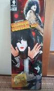 Not In Stock In Japan Unused Autographed Kiss Paul Stanley Lyon Washburn