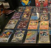 Pokemon Card Collection And More Full Description Written Below 👇🙏