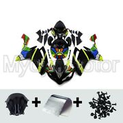 Motorcycle Abs Fairings Fit For Yamaha Yzf R1 07 08 2007 2008 Yellow Black Blue