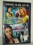 Stacked Racks From Mars/ Lolita From Interstellar Space Dvd 2021 New Comedy