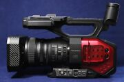 Panasonic Ag-dvx200 4k Professional Camcorder - Only 252hrs Mint