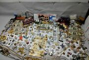 Huge Vintage Estate Find Junk Drawer American Collectibles Jewelry Coins...