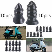 10-pack Motorbikes Repair Tire Rubber Nails Accessories Parts For Automobile