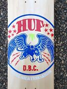 Real Skateboards X Huf Skateboard Deck Limited Edition Andnbsprare 125 Of 150