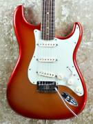 Used 2012 Fender Usa American Deluxe Stratocaster N3 Genuine Hard Case Included