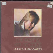 Justin Hayward - The Best Is Yet To Come - Vinyl Record 7.. - C12967c