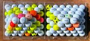 140 Assorted White Golf Balls All Washed Ready To Play Aaa/aaaa Best Value