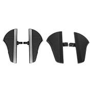 2 Pieces Motorcycles Passenger Rear Foot Pegs Footpegs For Harley Xl Models