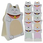 Aq-terre Sticky Notes Notepad Memo Paper Cute Animal Cat Petite Gift Loose