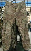 Usgi Army Issue Combat Pants - Size Large / X-long - New W/ Tags - Free Ship