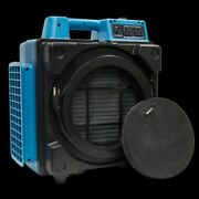 Xpower Manufacture X-2480a-blue 3 Stage Filtration Hepa Purifier System Mini Air