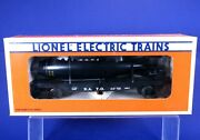 Lionel O Scale Flatcar With Black Royal Navy Operating Submarine Load 6-16677