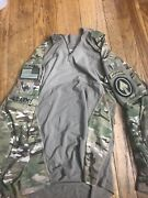 Authentic Special Forces Delta Cag Green Beret Ir Call Sign Vcro