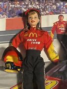 Official Nascar Barbie 94 Collectors Edition Nib. Never Out Of The Box.