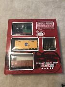 L.g.b The Big Train G Scale 20401 Us Complete Set Working Very Nice Condition